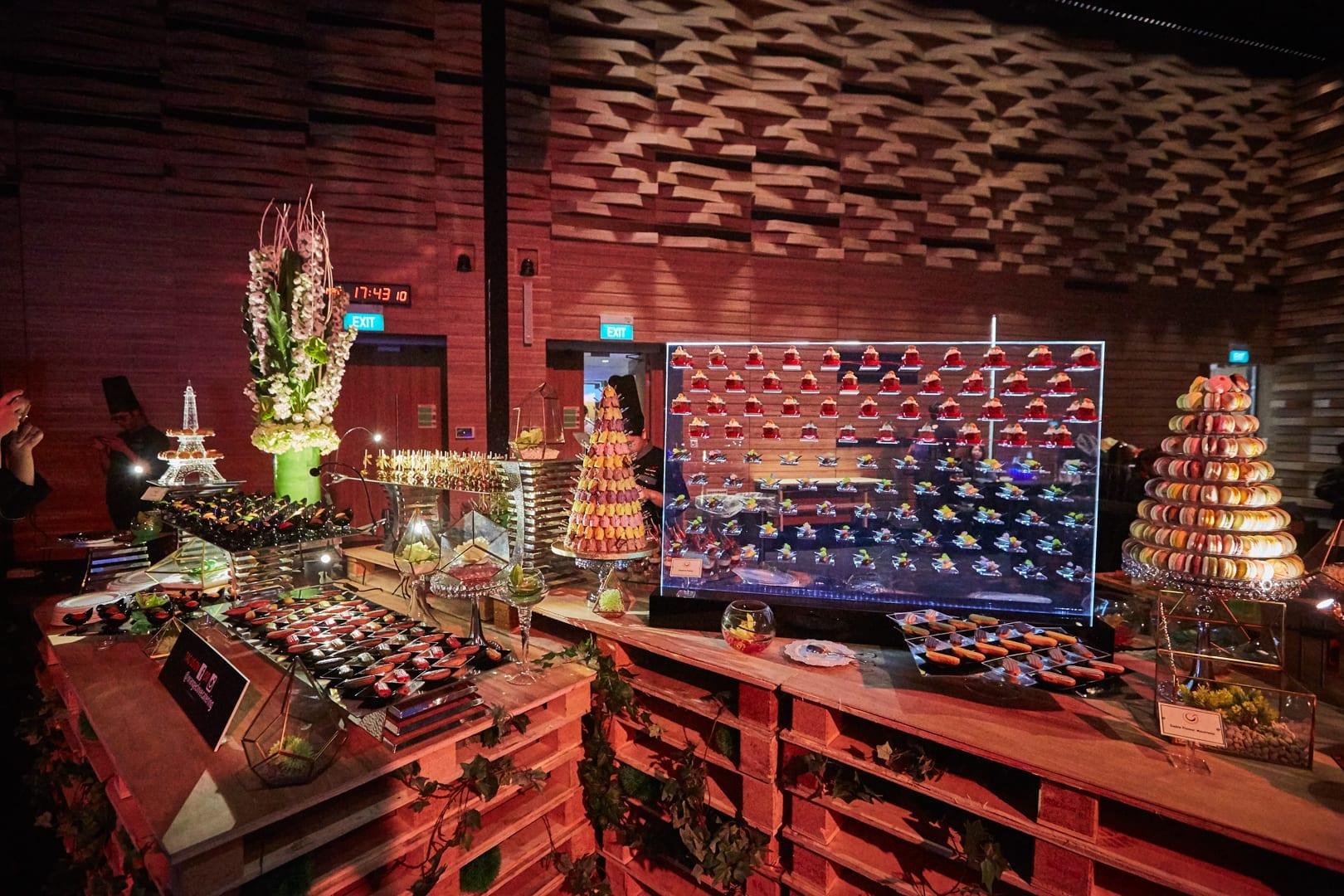 Aurora Dessert Bar